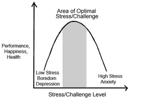 Bell Diagram Of Stress Levels Online Schematic Diagram